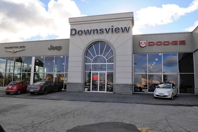 Downsview Chrysler Ltd, Toronto, ON, M3J 3C6
