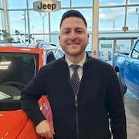 Safi Haiderzada at Fraser Durham Chrysler Dodge Jeep Ram Inc.
