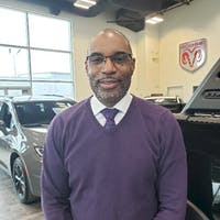 Wayne Beckford at Fraser Durham Chrysler Dodge Jeep Ram Inc.