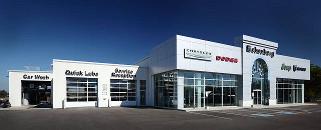 Eichenberg Chrysler, Tillsonburg, ON, N4G 2J1