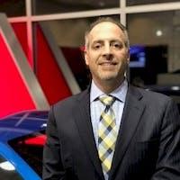 Joe  Marra at Classic Audi