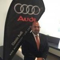 Peter Antonio Civale at Classic Audi