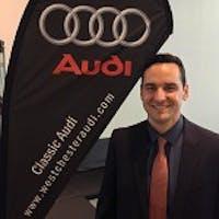 Ivan Boros at Classic Audi