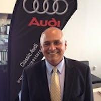 Alain Mimran at Classic Audi