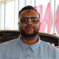 Abdil  Sadik at Ericksen Nissan
