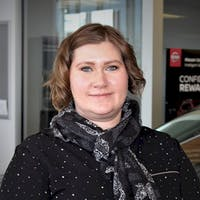 Katrina  Bishop at Ericksen Nissan