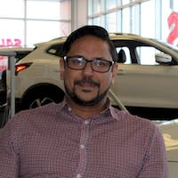 Stephen Lochan at Ericksen Nissan