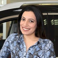 Era  Sharma at Ericksen Nissan