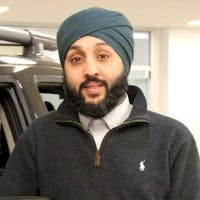 Gurpreeth Singh at Ericksen Nissan