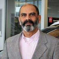 Sufean  Khan at Ericksen Nissan