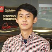 Hanbin  Seo at Ericksen Nissan