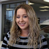 Sierra  Racine at Ericksen Nissan