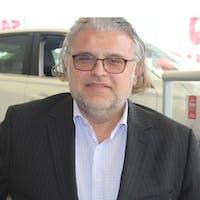 George  Togias at Ericksen Nissan