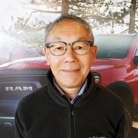 Hubert Ho at Erin Dodge Chrysler Jeep
