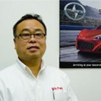 Nelson Ng at Erin Park Toyota - Service Centre