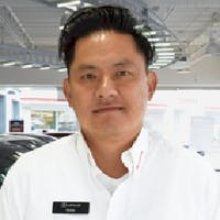 Duke Lam at Erin Park Toyota