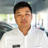 Chris Cai at Erin Park Toyota