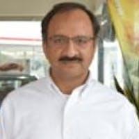 Ranjiv Bharadwaj  at Erin Park Toyota