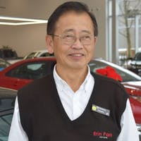 Vincent Chan at Erin Park Toyota