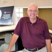 Ron Rader at Frayne's Exeter Toyota