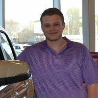 Ryan Maas at Frayne's Exeter Toyota