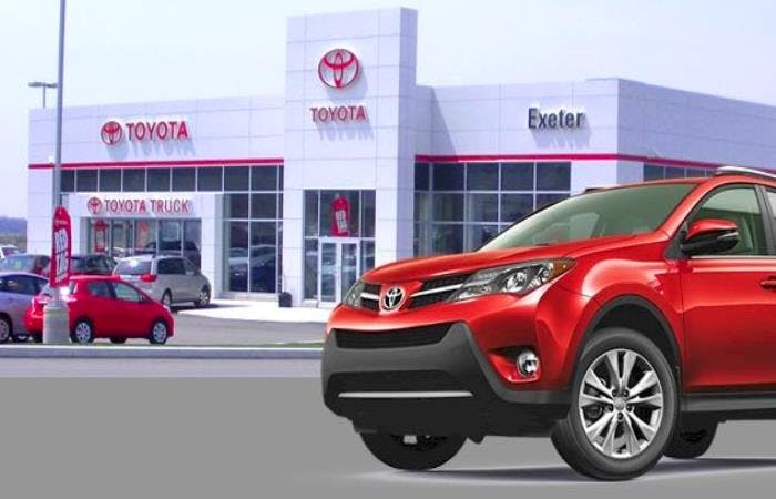 Frayne's Exeter Toyota, Exeter, ON, N0M 1S1