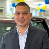 Brennan Giglione at Fairview Chrysler Dodge Limited