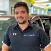 Adrian Suciu at Fairview Chrysler Dodge Limited