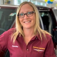 Christina Jennings at Fairview Chrysler Dodge Limited