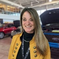 Caroline Hartley at Cam Clark Ford Sales Ltd.