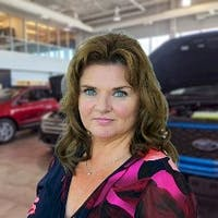 Trish Maslach at Cam Clark Ford Red Deer