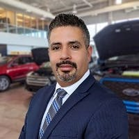 Vladimir Ramirez at Cam Clark Ford Red Deer