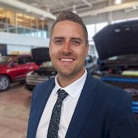 Cory Ballek at Cam Clark Ford Sales Ltd.