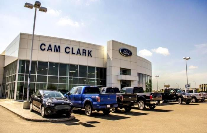 Cam Clark Ford Sales Ltd., Red Deer, AB, T4E 0A5