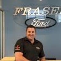 Ian Hodgson at Fraser Ford Sales Limited