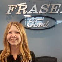 Teena Wiseman at Fraser Ford Sales Limited
