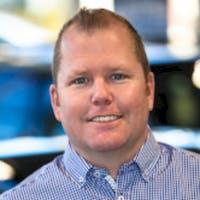 Brent Johnson at Fraser Ford Sales Limited