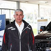 John  Opasinis at Fraser Ford Sales Limited