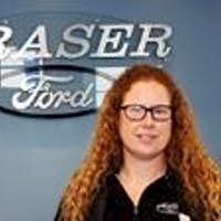Kimberley  Finn at Fraser Ford Sales Limited