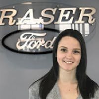 Valerie Smith at Fraser Ford Sales Limited