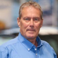 Doug  McGahey at Fraser Ford Sales Limited