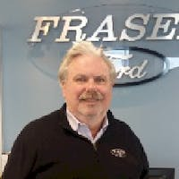 Phil Meagher at Fraser Ford Sales Limited