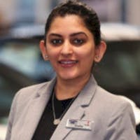 Yesha Ghadiyali at Fraser Ford Sales Limited