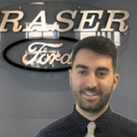Andrew Pallis at Fraser Ford Sales Limited