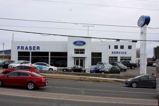 Fraser Ford Sales Limited, Oshawa, ON, L1J 2L4