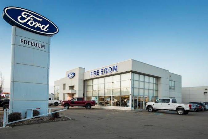 Freedom Ford, Edmonton, AB, T6C 4H8