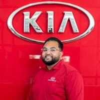 Krish Modi at Georgetown Kia