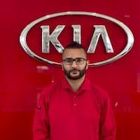 Kazim  Hydari at Georgetown Kia