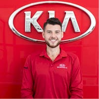 Matthew Bis at Georgetown Kia