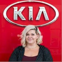 Olivia Kostecki at Georgetown Kia